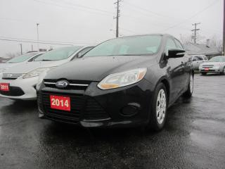 Used 2014 Ford Focus SE for sale in Hamilton, ON
