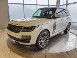 New 2021 Land Rover Range Rover 2021 Autobiography for sale in Edmonton, AB