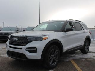 New 2021 Ford Explorer XLT 202A 4WD   2.3L EcoBoost   Heated Seats & Steering Wheel   Reverse Camera & Sensing System   Power Assisted Steering   Remote Start for sale in Edmonton, AB