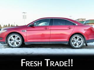 Used 2010 Ford Taurus SHO for sale in Red Deer, AB