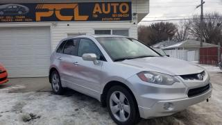 Used 2008 Acura RDX T for sale in Edmonton, AB
