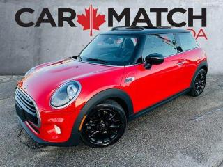 Used 2020 MINI Cooper LEATHER / ROOF / NO ACCIDENTS for sale in Cambridge, ON