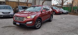 Used 2016 Hyundai Santa Fe Sport SPORT for sale in Scarborough, ON