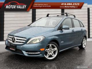 Used 2014 Mercedes-Benz B-Class B250 Sports Tourer Sunroof - No Accident! for sale in Scarborough, ON