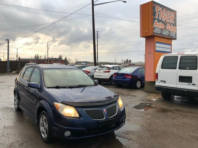 2006 Pontiac Vibe **MANUAL**4 DDOR**HATCH**AS IS SPECIAL