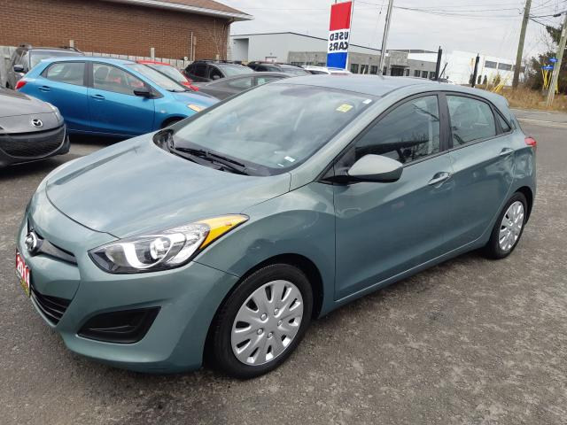 2014 Hyundai Elantra GT GL, MANUAL TRANSMISSION, BLUETOOTH, 148 KM