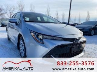 Used 2019 Toyota Corolla Hatchback for sale in Winnipeg, MB