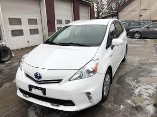 Used 2012 Toyota Prius V Smart key /camera for sale in Winnipeg, MB