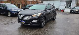 Used 2013 Hyundai Santa Fe AWD SPORT for sale in Scarborough, ON