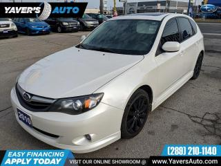 Used 2010 Subaru Impreza 2.5i Sport Package for sale in Hamilton, ON