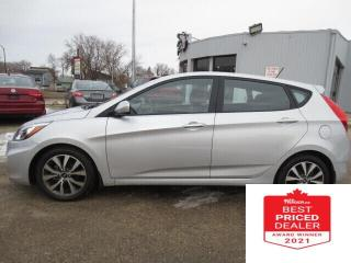 Used 2016 Hyundai Accent 5dr HB Auto SE - Sunroof/Bluetooth/Htd Seats for sale in Winnipeg, MB