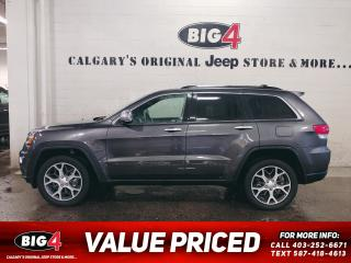Used 2019 Jeep Grand Cherokee LIMITED 4WD for sale in Calgary, AB