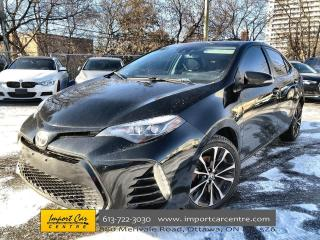 Used 2017 Toyota Corolla SE XSE PACKAGE  SOFTEX SURFACES  ROOF  NAVI  BACKU for sale in Ottawa, ON