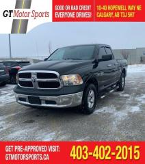 Used 2015 RAM 1500 ST| $0 DOWN - EVERYONE APPROVED! for sale in Calgary, AB