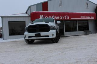 Used 2018 RAM 1500 SPORT for sale in Kenton, MB