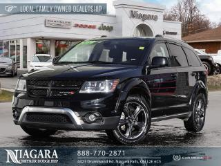 Used 2019 Dodge Journey Crossroad | HEATED SEATS for sale in Niagara Falls, ON