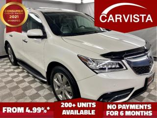 Used 2015 Acura MDX ELITE SH-AWD - LOCAL TRADE/ FULLY LOADED - for sale in Winnipeg, MB