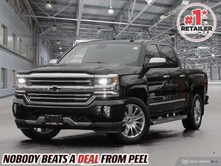 Used 2017 Chevrolet Silverado 1500 High Country for sale in Mississauga, ON