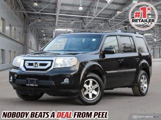 Used 2010 Honda Pilot Touring for sale in Mississauga, ON