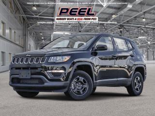 New 2021 Jeep Compass Sport for sale in Mississauga, ON