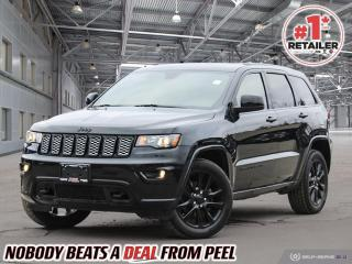 Used 2017 Jeep Grand Cherokee Laredo for sale in Mississauga, ON