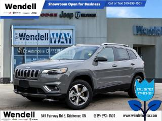 New 2021 Jeep Cherokee Limited | Pano Roof | Alpine Sound for sale in Kitchener, ON