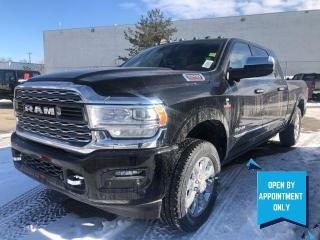 New 2021 RAM 2500 Limited | Safety Group | Sunroof for sale in Kitchener, ON