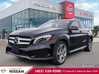 Used 2015 Mercedes-Benz GLA GLA 250 for sale in Medicine Hat, AB