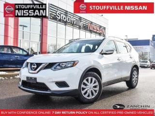 Used 2016 Nissan Rogue S  Bluetooth  Backup CAM  Clean Carfax  ECO Mode for sale in Stouffville, ON