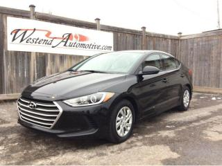 Used 2017 Hyundai Elantra LE for sale in Stittsville, ON