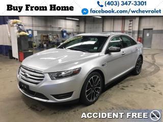 Used 2018 Ford Taurus LIMITED for sale in Red Deer, AB