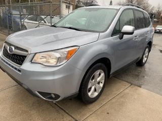 Used 2016 Subaru Forester 5dr Wgn CVT 2.5i Convenience for sale in Hamilton, ON