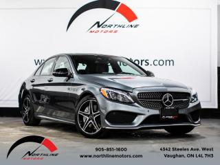Used 2017 Mercedes-Benz C-Class C43 AMG 4MATIC|Navigation|360 Cam|Driver Assist|DISTRONIC for sale in Vaughan, ON