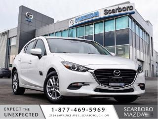Used 2017 Mazda MAZDA3 HATCHBACK|AUTO|BLIND SPOT MONITORING|CLEAN CARFAX for sale in Scarborough, ON
