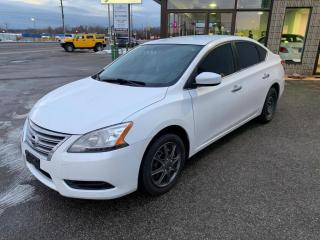 Used 2014 Nissan Sentra NO ACCIDENTS | BACKUP CAM | BLUETOOTH for sale in Barrie, ON