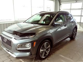 Used 2020 Hyundai KONA ULTIMATE TOIT OUVRANT GPS VOLANT CHAUFFANT for sale in Ste-Julie, QC