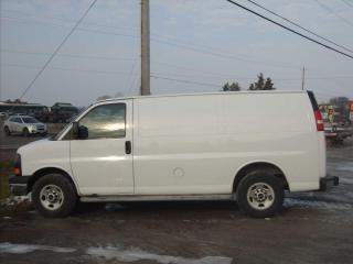 Used 2010 GMC Savana cargo for sale in Fenelon Falls, ON