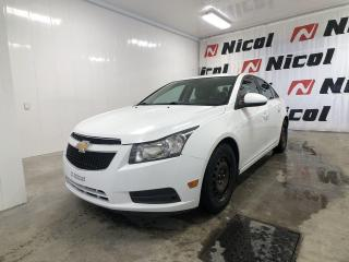 Used 2014 Chevrolet Cruze 2LT SIÈGES CHAUFFANTS!! for sale in La Sarre, QC