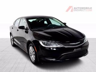 Used 2016 Chrysler 200 200 LX AIR CLIMATISE for sale in Île-Perrot, QC