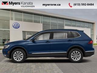 New 2021 Volkswagen Tiguan Comfortline 4MOTION  -  Power Liftgate for sale in Kanata, ON