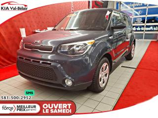 Used 2016 Kia Soul *LX*AIR*BLUETOOTH* for sale in Québec, QC