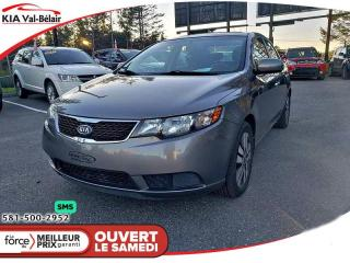Used 2013 Kia Forte *EX*AIR*BLUETOOTH*SIEGE CHAUF* for sale in Québec, QC