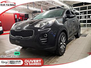 Used 2017 Kia Sportage *EX*PREMIUM*CAMÉRA*CUIR BRUN*A/C for sale in Québec, QC