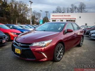 Used 2017 Toyota Camry XSE for sale in Port Moody, BC