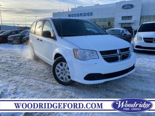 Used 2019 Dodge Grand Caravan CVP/SXT for sale in Calgary, AB