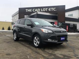 Used 2016 Ford Escape SE AWD, Backup Camera, Heated Seats for sale in Sudbury, ON