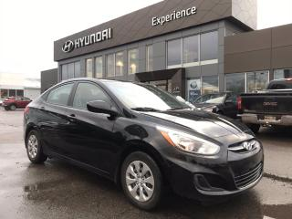 Used 2016 Hyundai Accent GL for sale in Charlottetown, PE