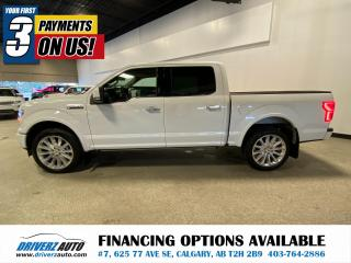 Used 2020 Ford F-150 Limited  for sale in Calgary, AB