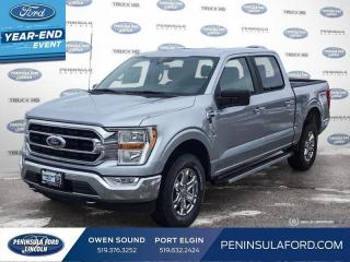 New 2021 Ford F-150 XLT - Sync 4 - Tailgate Step - $304 B/W for sale in Port Elgin, ON