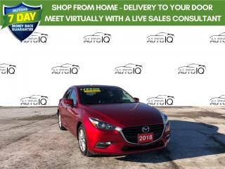 Used 2018 Mazda MAZDA3 50th Anniversary Edition YOU HAVE TO SEE THIS COLOUR for sale in Grimsby, ON